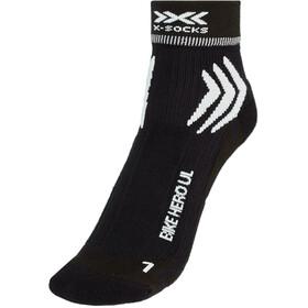 X-Socks Bike Hero UL Chaussettes, noir